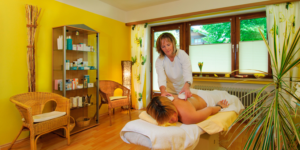 Massage und Beauty, Steinbach-Hotel, Chiemsee
